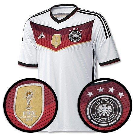 DFB Trikot mit 4 Sternen für 48,68€ bei vaola.de