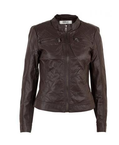 """Damen """"Bikerjacke"""" von ONLY für  23,85€ oder 2 Jacken für 33,90€ @jeans-direct.de"""