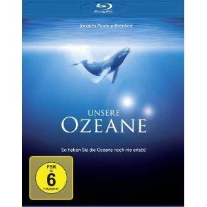 Blu-ray : Unsere Ozeane für 8,99EUR inkl. Versand