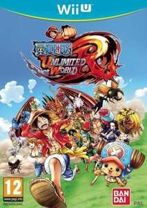 One Piece: Unlimited World Red (Wii U) für 33,58€ @Amazon.fr