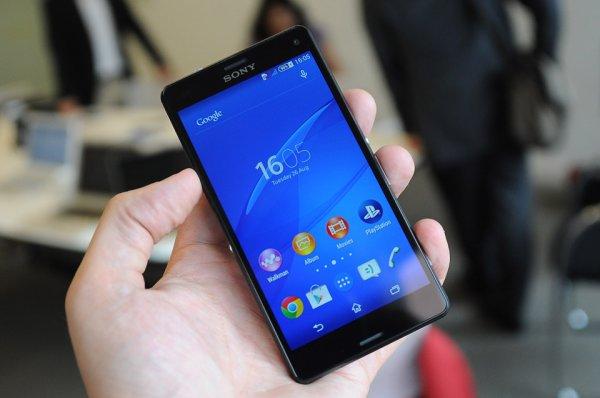 Sony Xperia Z3 Compact mit Vodafone Smart L Junge Leute & Studenten