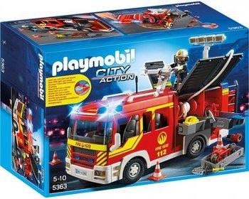 (ToysRus) Playmobil Löschgruppenfahrzeug 5363 mit RC-Modul 4856 für 74,98 €