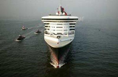 Kreuzfahrt Queen Mary 2 inkl. Konzert von Roger Cicero - 06.11.2014 ab 435€ p.P.