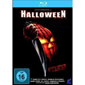 Halloween 1-Die Nacht des Grauens (Blu-ray) für 6,59€ inkl.Versand