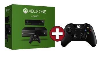 Xbox One + Kinect + 2 Controller bei MediaMarkt