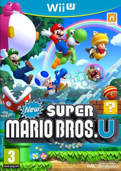 Nintendo Wii U - New Super Mario Bros. U für €20,20 [@Thegamecollection.net]