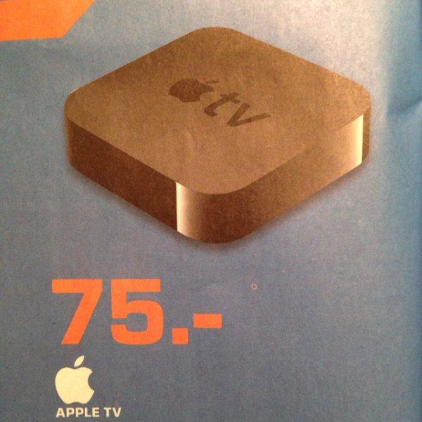 [Lokal Pforzheim] Saturn - Apple TV 75€