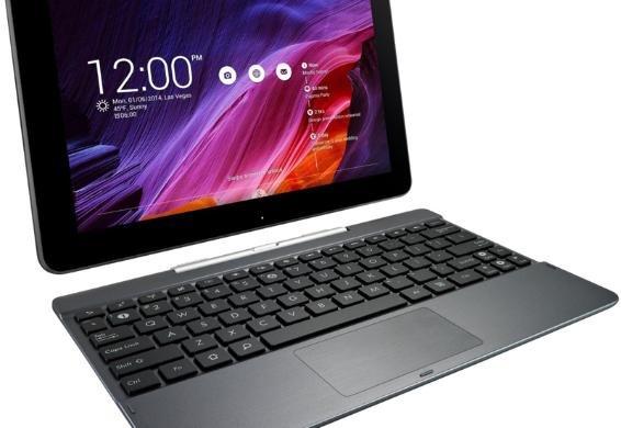 [3% Qipu] Asus TF103CG-1A032A 25,6 cm (10,1 Zoll) Tablet-PC / IPS / 3G / 16GB und Dock-Tastatur für 249€ frei Haus @DC