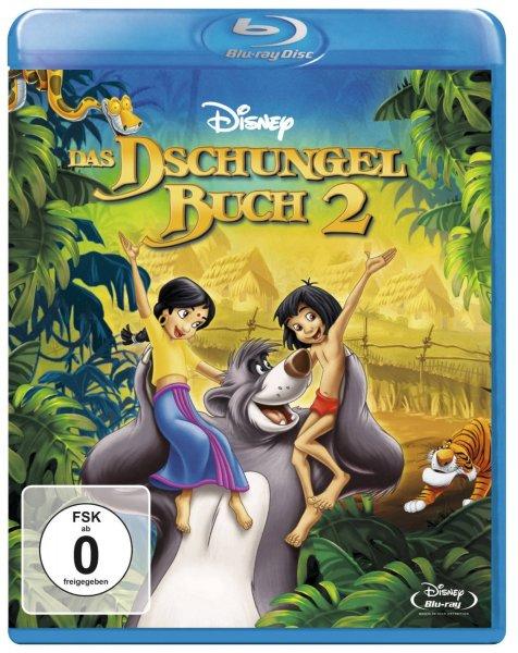 Das Dschungelbuch 2 [Blu-ray] mit Prime