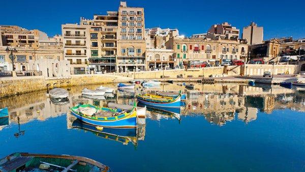 Reise: 1 Woche Malta ab Eindhoven (Flug, Transfer, Hotel) 99,- € p.P. / 109,- € mit 4* Hotel