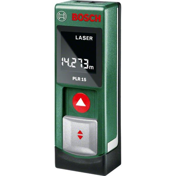 Bosch PLR 15, Laserentfernungsmesser, www.plr15.de, für Gewerbetreibende ab 41,00 €