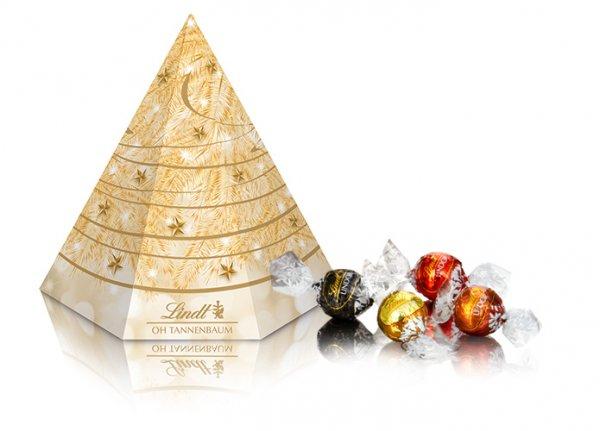 Lindt Schokolade 300g, gratis bei POSTOFFICE Mindestumsatz 19 Euro