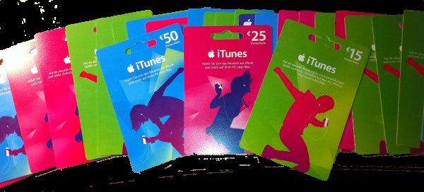 15% auf iTunes Karten | Marktkauf | KW 45
