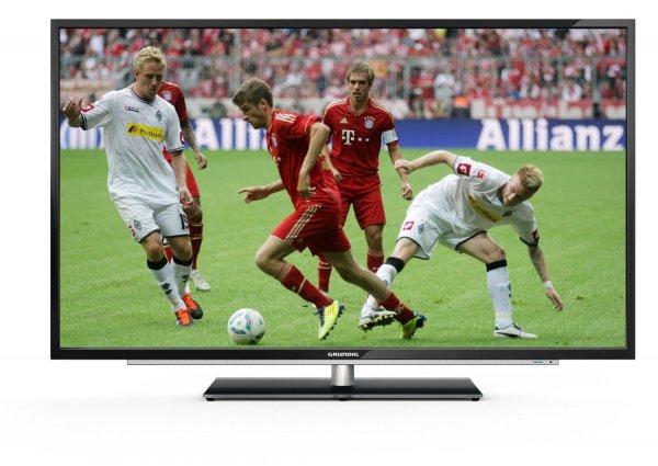 Grundig 55 VLE 923 BL für 659€ @Amazon - 55 Zoll 3D-LED-TV mit Triple-Tuner und WLAN