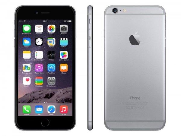 [ebay] iPhone 6 16GB für 599,95€ inkl. Versand in den Farben Spacegrau und Silber/Weiß