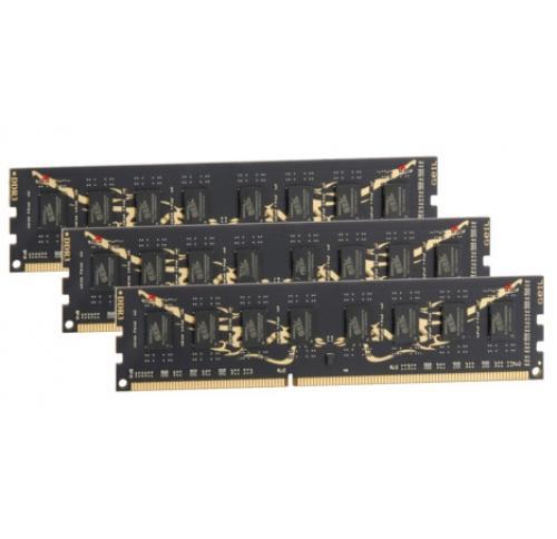 3x2048MB GeIL Black Dragon Kit DDR3 1333Mhz, versandkostenfrei