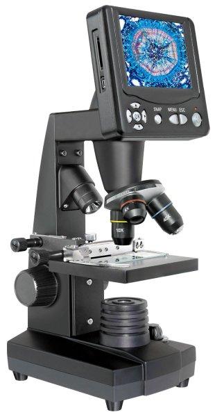 "(Amazon Blitz) Fehler :O) Bresser LCD-Mikroskop 50x-500x (2000x digital), 5 Megapixel, 8.9cm (3.5"") LCD Display"