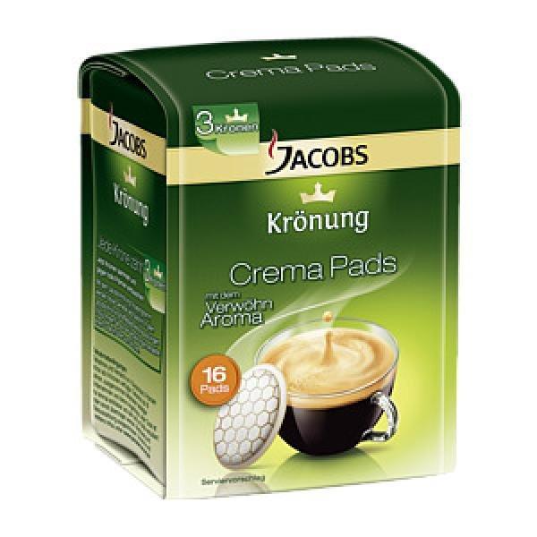 Jacobs Crema Kaffeepads für 1,29€ @ Kaufland [bundesweit]