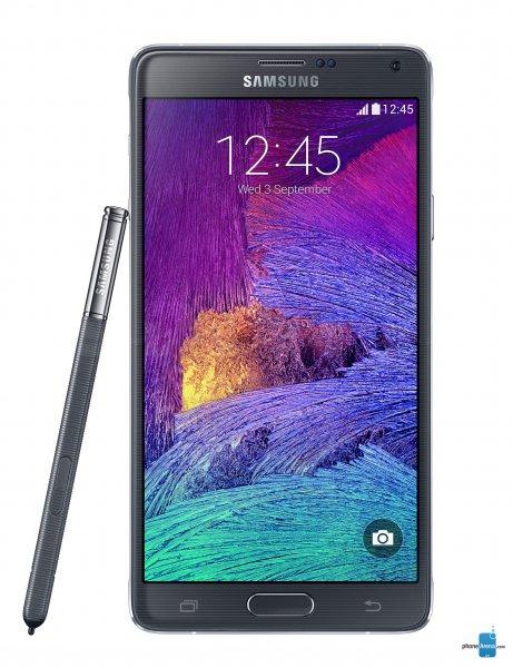 Samsung Galaxy Note 4 + Base Allnet-Flat Light