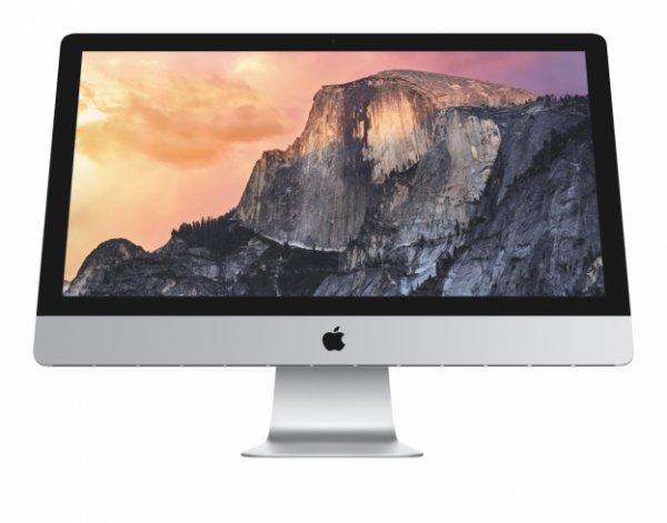 5k iMac mit i5, 8 GB RAM und 1 TB Fusion Drive für CHF 2399 - Versand in die SCHWEIZ