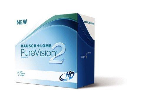 PureVision 2 HD 6er-Box für 22,80 € bei Linsenking.de - 6 Euro gespart