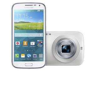 [JACOB Elektronik] SAMSUNG Galaxy K Zoom C115 Shimmery White (+Galaxy Tab Lite 7.0)