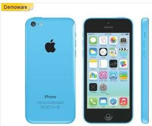 [Demoware] Apple iPhone 5c (16GB) - blau oder gelb [Meinpaket.de]
