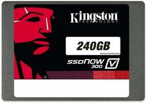"[LOKAL SCHWEIZ]  Kingston SSDNow V300 (240GB, 2.5"") 73.50€ / 88.0CHF"