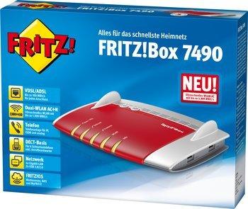 [LOKAL - Saturn Jena] AVM FRITZ!Box 7490 für 189 Euro