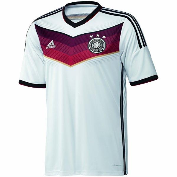 Das echte DFB Weltmeister Trikot für 33,98€ [Karstadt.de]