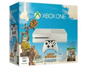 Xbox One White 500 GB + Sunset Overdrive (Download) 357€ inkl. Versand