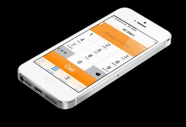 ViennaCollect App, Voip mit 1 € Startguthaben