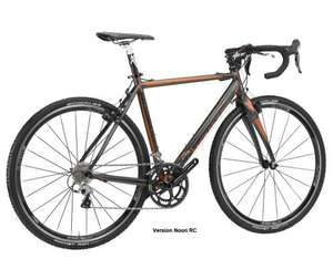 "CycloCross: Haibike - Noon Crosser ""RC Ultegra"" Model"