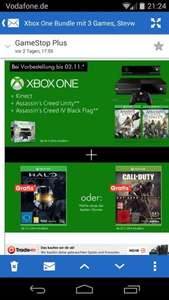 Xbox One @ gamestop