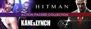 Kane & Lynch and Hitman Bundle @ STEAM für 17,75 € (-75% OFF)