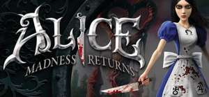 [Steam] Alice: Madness Returns für 2,49€ direkt bei Steam