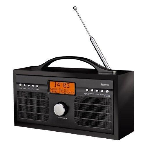 Hama DR1100 - Digitalradio für 42,98 Euro @Nokebooksbilliger.de