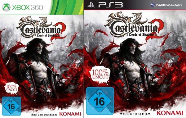 Xbox 360/PS3 - Castlevania: Lords of Shadow 2 ab €11,97(Prime) [@Amazon.de]