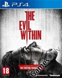 The evil within (PS4 / Xbox One / PS3 / Xbox360) nur heute! @gamesonly.at