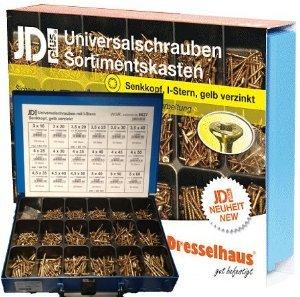 Dresselhaus universal Schraubensortiment 8627 (Lokal Ulm?)