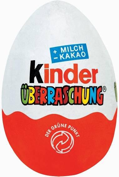 Penny (offline): Kinder Überraschungs-Ei/ Ü-Ei -> 0,49 Euro