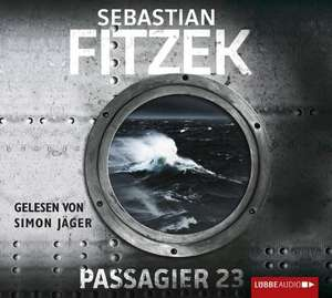 [CD-mp3-Hörbuch] Passagier 23 - Sebastian Fitzek - bei Amazon
