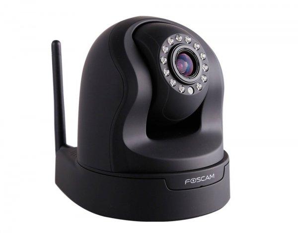 Foscam FI9826W Netzwerkkamera schwarz o. weiß für 130,99 statt 159,99€ bei Amazon.de
