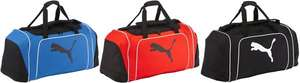 "Puma™ - Trainingstasche ""Team Cat Bag L"" (84 Liter/Schwarz,Blau,Rot) ab €17,23 [@MeinPaket.de]"