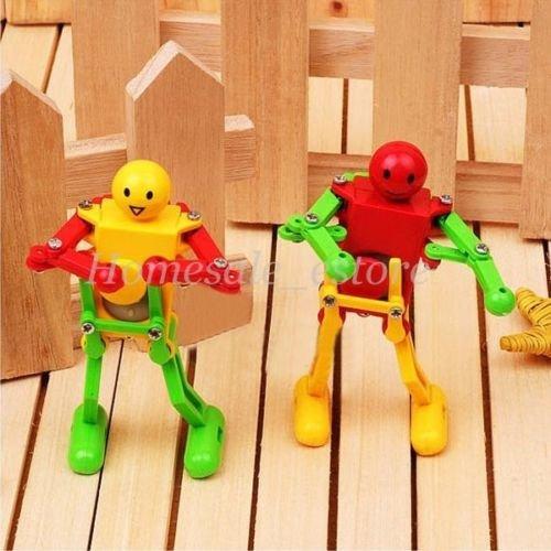 Aufziehbarer Dance-Roboter Spielzeug