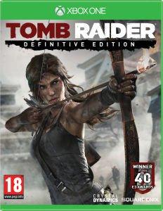 Tomb Raider Definitive + Artbook (Xbox One) für 22,92€ @Zavvi.com