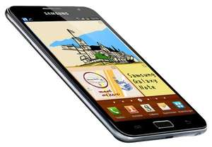 Galaxy Note Carbon blue Zustand Sehr Gut 124€ @rebuy