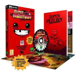 Super Meat Boy - Ultra Edition PC @ thehut.com für ~ 13,40 €