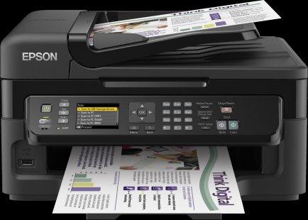 [lokal -  Saturn Ingolstadt] Epson Workforce WF-2540 WF Multifunktionsdrucker für 69,95 € (idealo ab 84€)