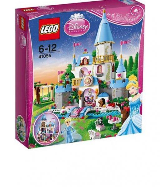 Lego 41055 Cinderellas Prinzessinnenschloss